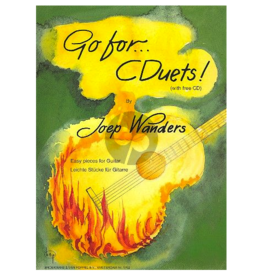 Joep Wanders - Go for CDuets