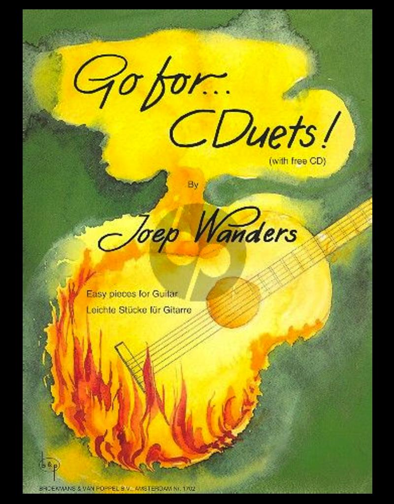 Joep Wanders - Go for CDuets