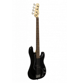 Stagg P bass SBP-30 zwart