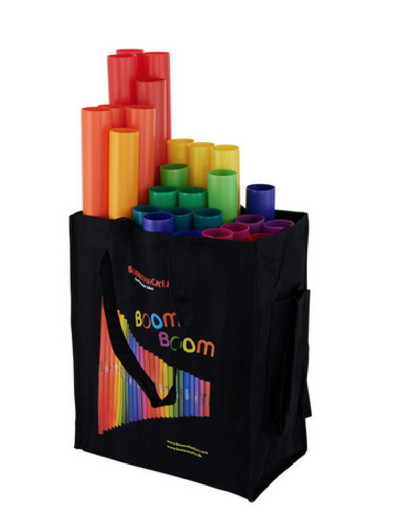 Boomwhackers Basic School set