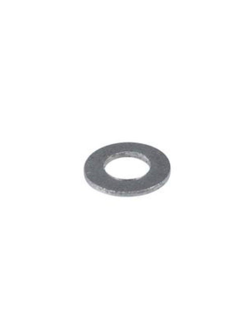 Vernikkelde ring voor spanschroef 8mm