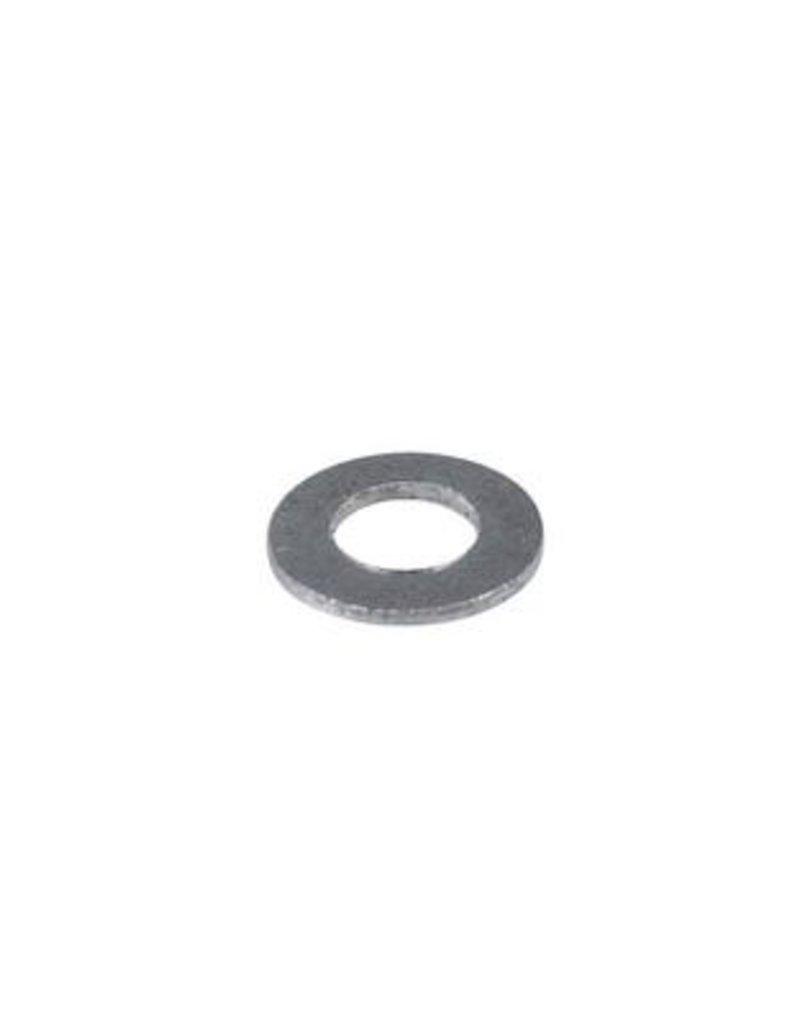 Vernikkelde ring voor spanschroef 6mm