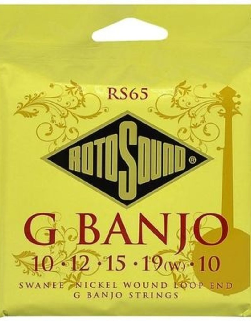 Rotosound Rotosound Banjo snaren RS65