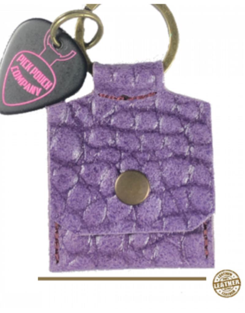 pickpouchcompany Pickpouch New York Croco Purple