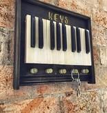 Yacco Design Piano Vintage Keyholder 5