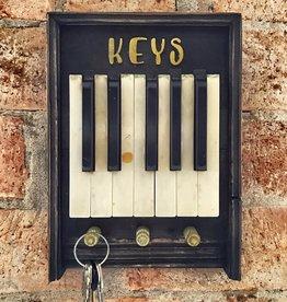 Yacco Design Piano Vintage Keyholder 3