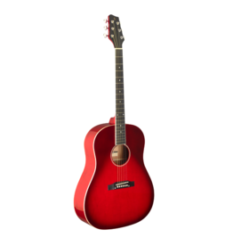 Stagg SA35 DS red