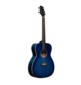 Stagg SA35 A transparant blue