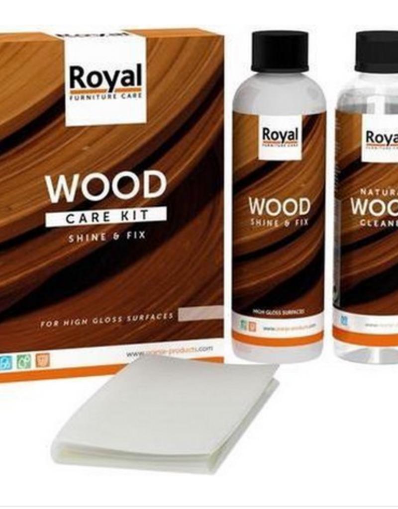 Royal High gloss care kit
