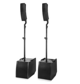 Power Dynamics Power Dynamics PD1212 actieve geluidsinstallatie 800W met Bluetooth en mixer