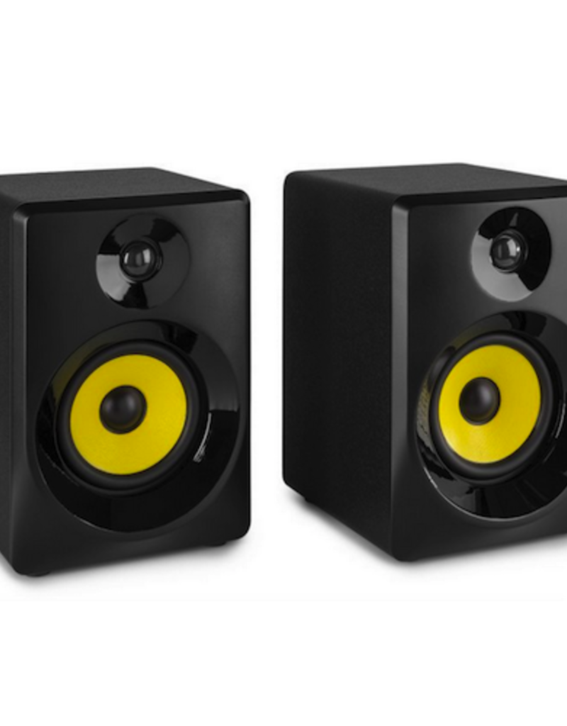 Vonyx Vonyx 4 inch powered monitor speakers SMN40
