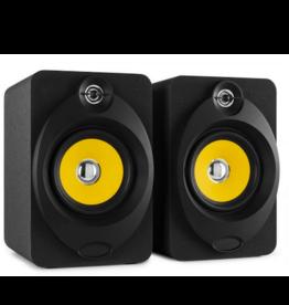 Vonyx Vonyx 5 inch powered monitor speakers met bluetooth