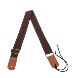 Cascha Cascha ukulele strap Cotton brown
