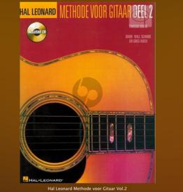Hal Leonard Methode voor gitaar deel 2