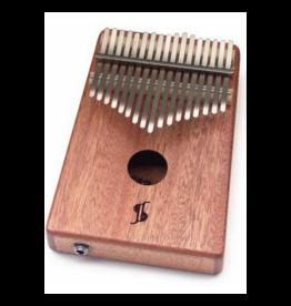 Kalimba Pro 17 tonig electro-acoustic