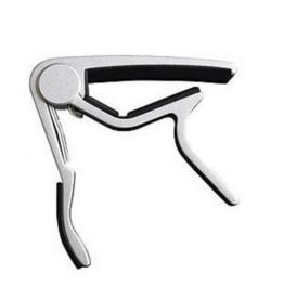 Capo trigger voor steelstring gitaar Aluminium