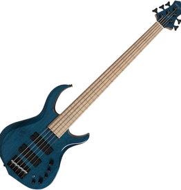 Sire Sire Marcus Miller M2 5 string basgitaar transparant blauw