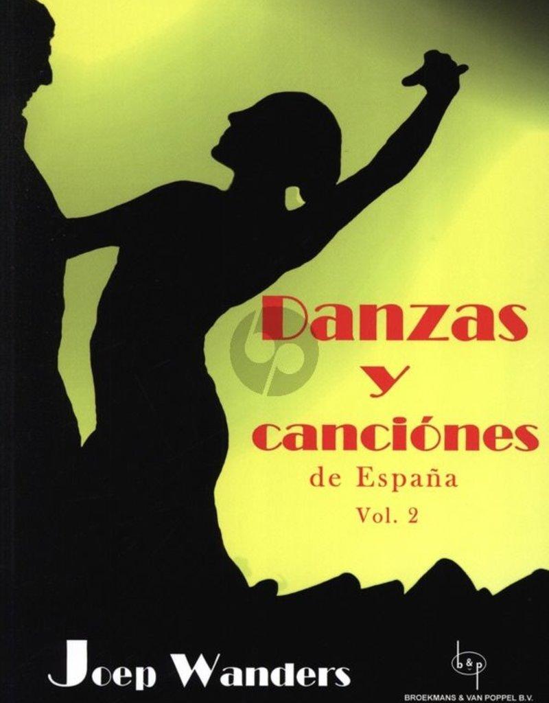 Joep Wanders Danzas vol. 2