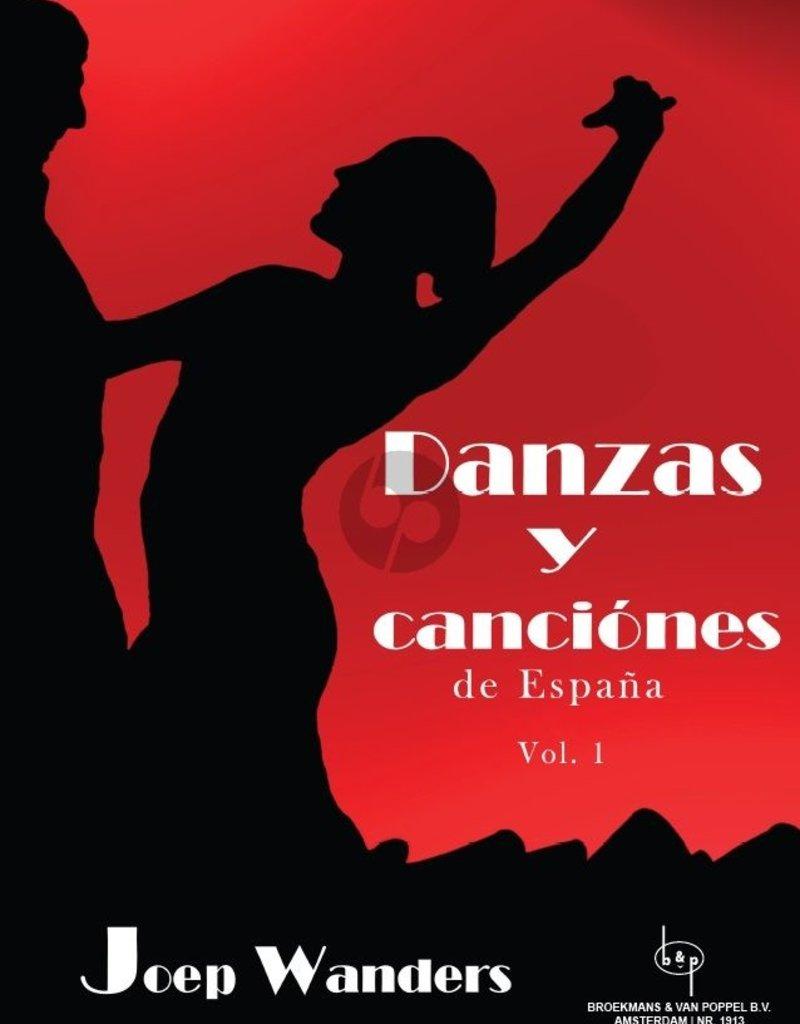 Joep Wanders Danzas vol. 1