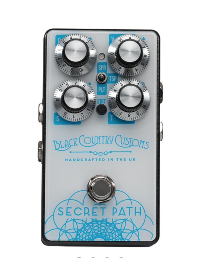 Laney Laney Secreth path Reverb pedal