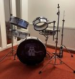 Remo REMO Legero 5 delige portable drum kit   Occasion