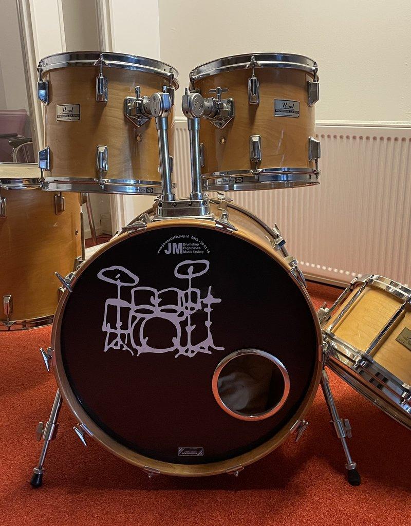 pearl PEARL drumkit DLX   Occasion