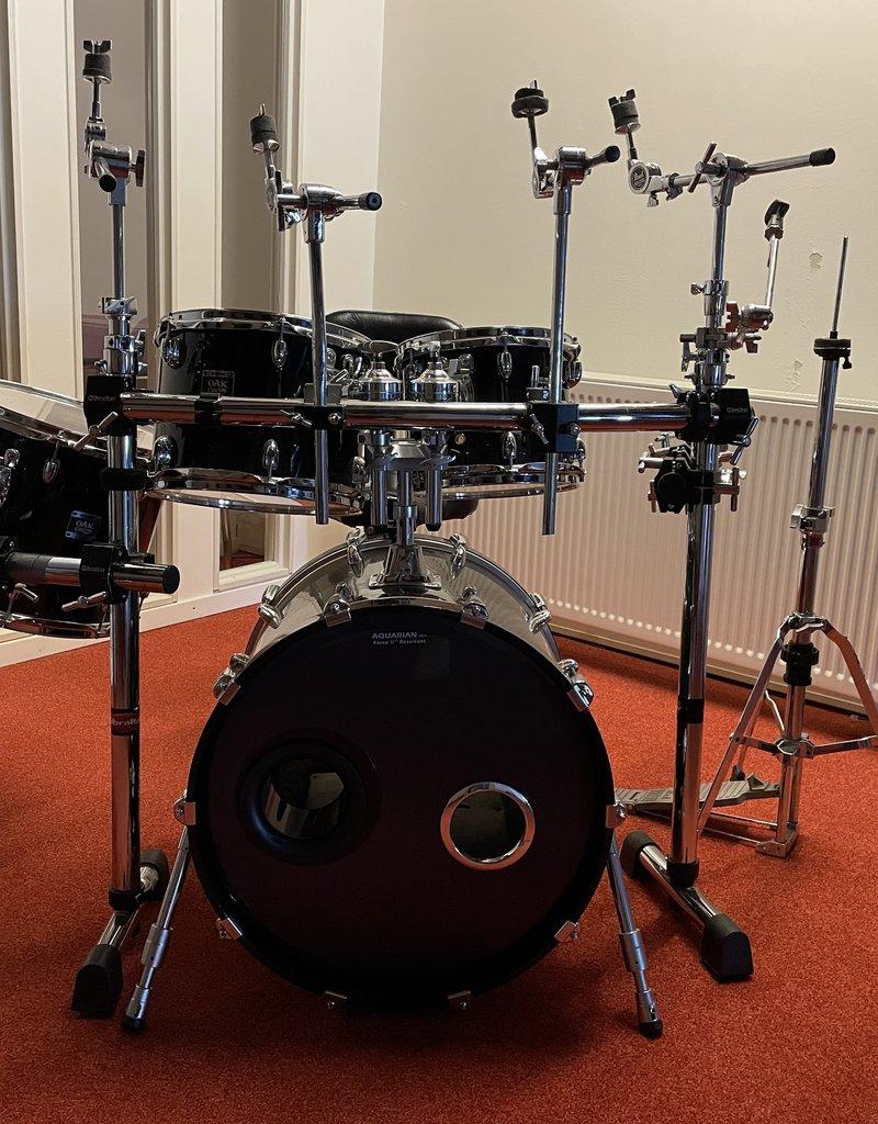 Yamaha Yamaha Oak custom drumkit zwart | Occasion
