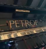 Petrof Petrof 125 M1 zwart | Occasion