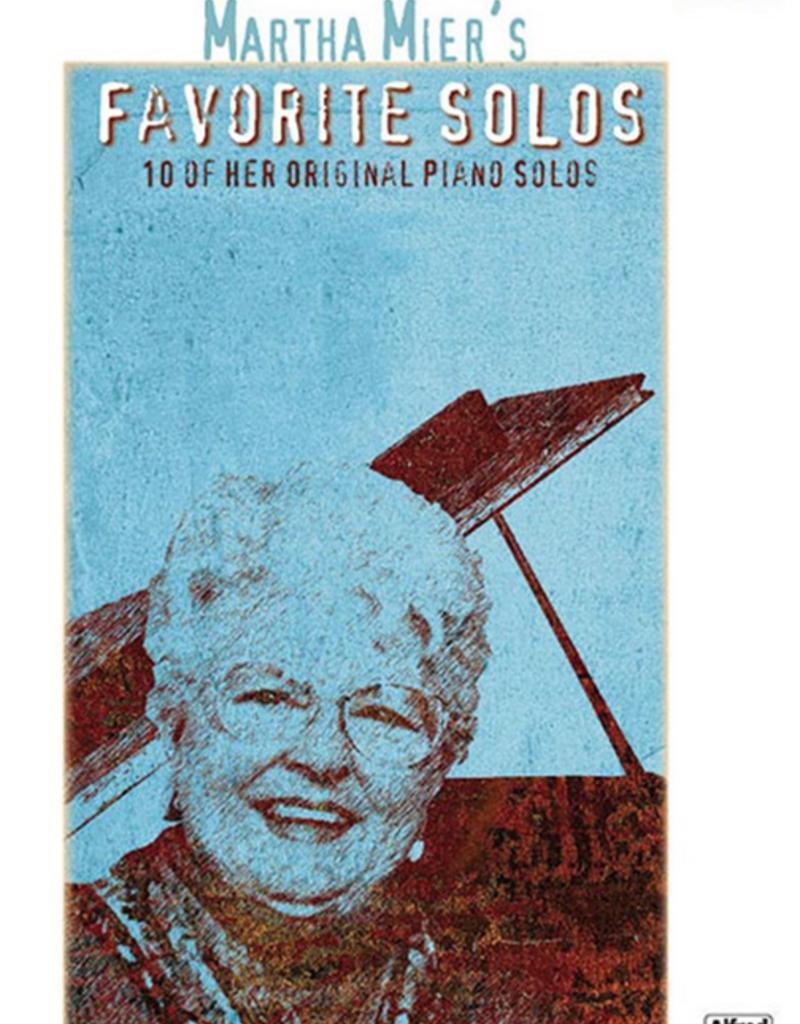 Martha Mier's favorite solo's book 2