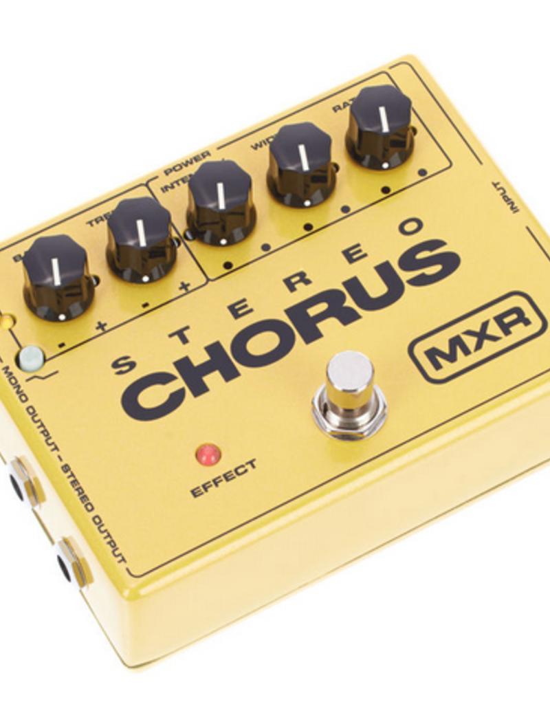 MXR MXR Stereo Chorus