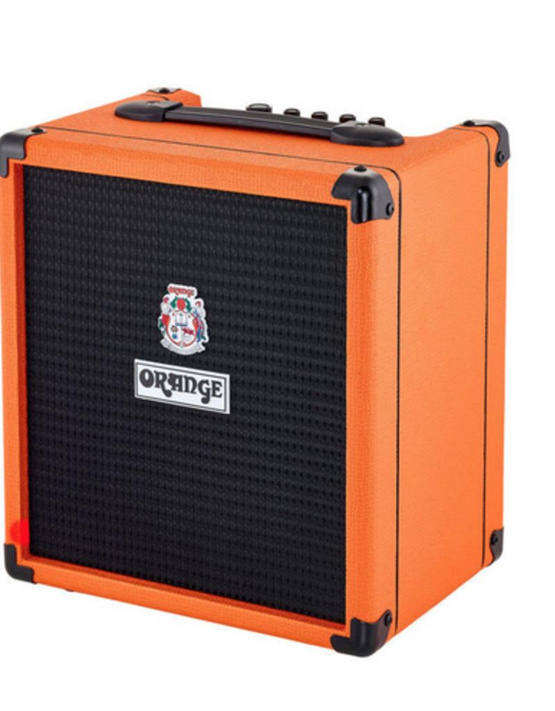Orange Orange Crush Bass 25 combo