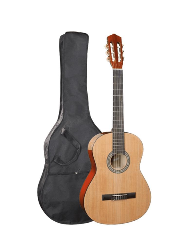 Jose Ferrer Jose Ferrer 3/4 klassieke gitaar met hoes