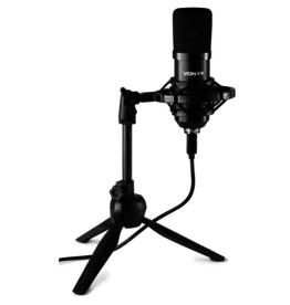Vonyx Vonyx CM300B USB studio microfoon