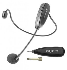 Stagg wireless headset microfoon