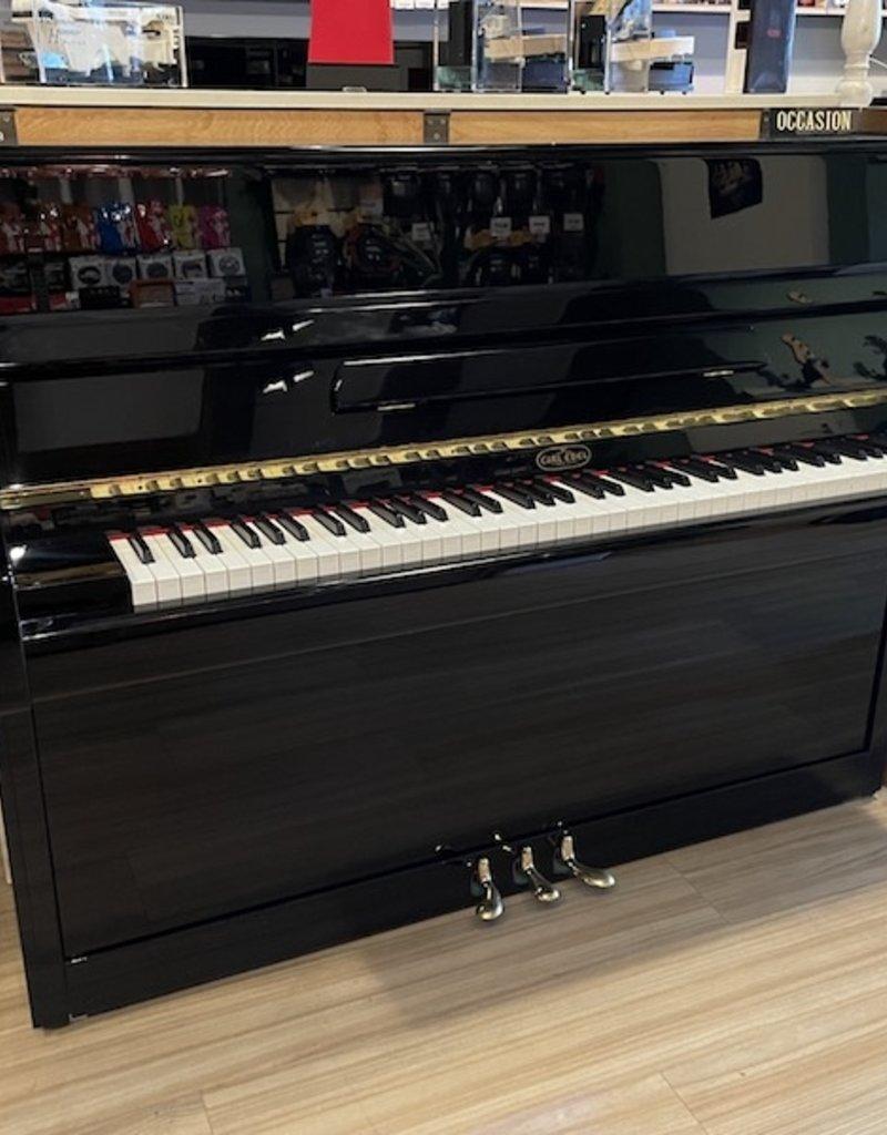 Carl Ebel piano hoogglans zwart | Occasion
