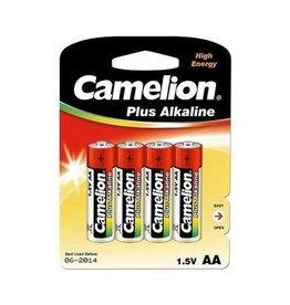 duracell Camelion AA batterij 4 stuks