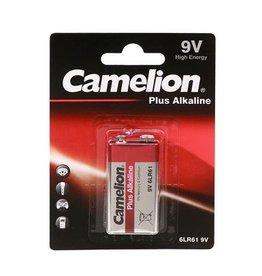 duracell Camelion 9V batterij Alkaline plus