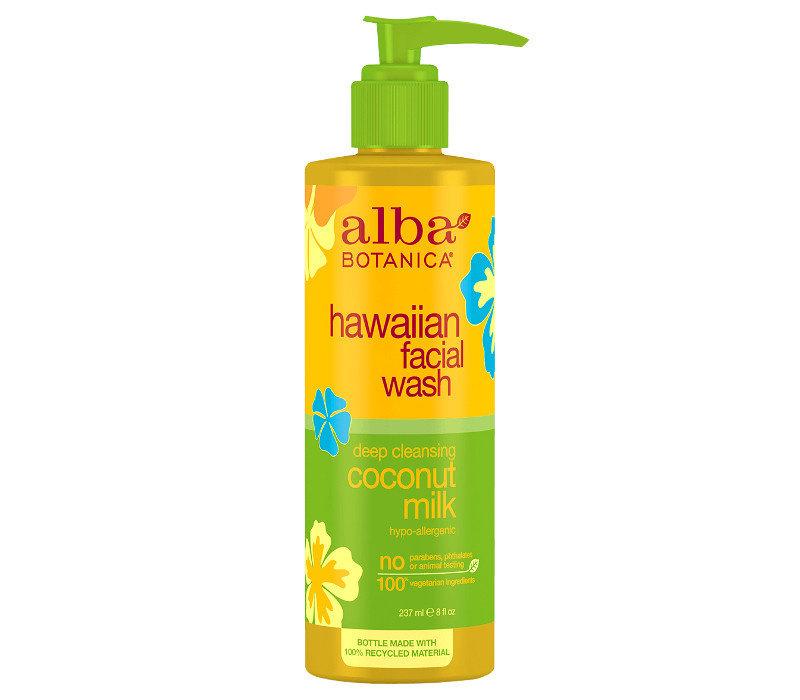 Hawaiian Facial Wash