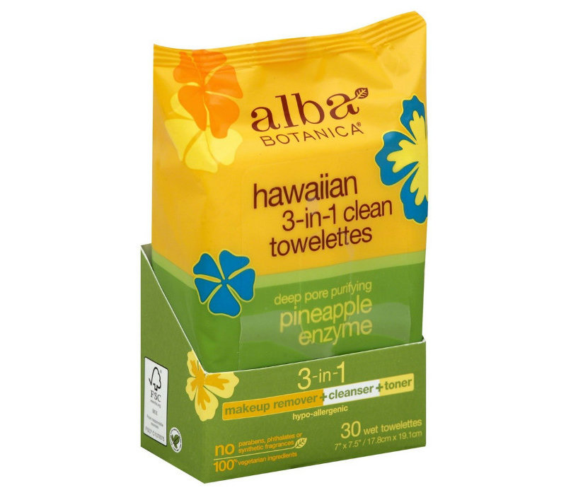 Hawaiian 3-in-1 Clean Towelettes