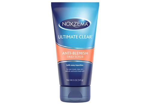 Noxzema Ultimate Clear - Anti-Blemish Daily Scrub