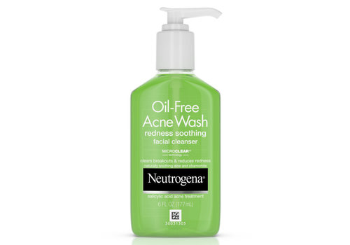 Neutrogena Oil-Free Acne Wash Redness Soothing