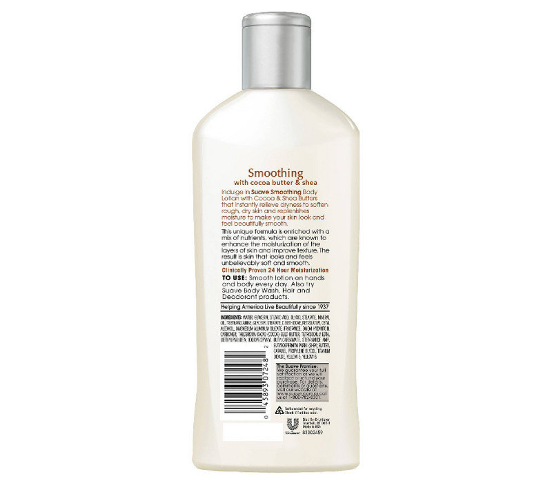 Cocoa & Shea Nourishing Bodylotion