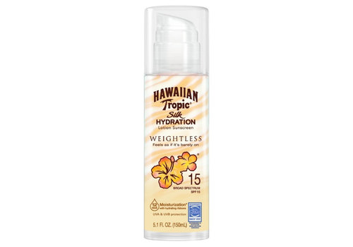Hawaiian Tropic Silk Hydration Weightless SPF 15 / 30