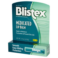 Medicated Lip Balm SPF 15