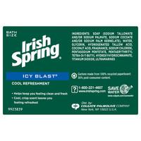 Icy Blast Bar Soap