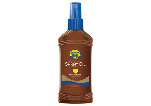 Banana Boat Spray Oil