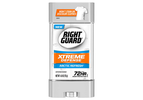 Right Guard Xtreme Defense - Arctic Refresh Gel