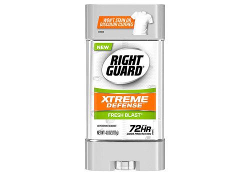 Right Guard Xtreme Defense - Fresh Blast Gel