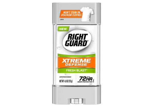 Right Guard Xtreme Defense - Fresh Blast