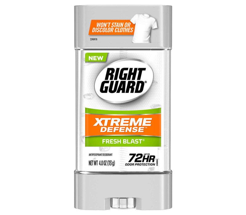 Xtreme Defense - Fresh Blast Gel